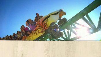 Busch Gardens TV Spot, 'A Whole Other World Awaits' - Thumbnail 9