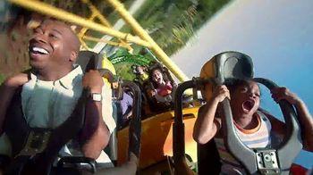Busch Gardens TV Spot, 'A Whole Other World Awaits'