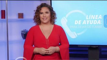 Centers for Disease Control TV Spot, 'Fumar' con Angelica Vale [Spanish] - Thumbnail 1