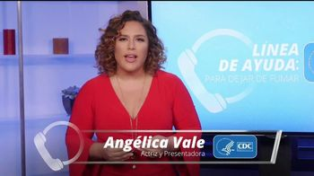 Centers for Disease Control TV Spot, 'Fumar' con Angelica Vale [Spanish] - Thumbnail 2