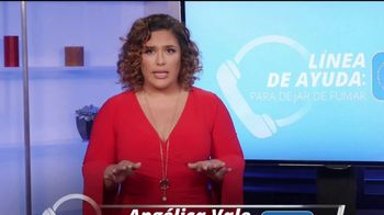 Centers for Disease Control TV Spot, 'Fumar' con Angelica Vale [Spanish] - Thumbnail 3