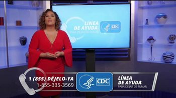 Centers for Disease Control TV Spot, 'Fumar' con Angelica Vale [Spanish] - Thumbnail 6