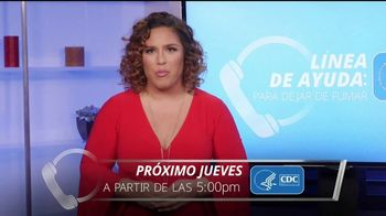 Centers for Disease Control TV Spot, 'Fumar' con Angelica Vale [Spanish] - Thumbnail 8