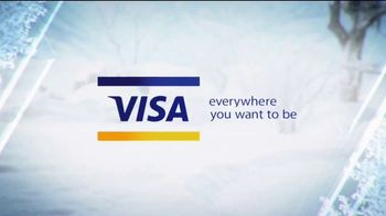 VISA TV Spot, 'Resetting Finish Lines' Featuring David Wise - Thumbnail 9