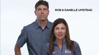 XFINITY X1 Voice Remote TV Spot, 'Alpine Skiing' Featuring Danelle Umstead - Thumbnail 4