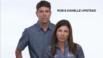 XFINITY X1 Voice Remote TV Spot, 'Alpine Skiing' Featuring Danelle Umstead - Thumbnail 5