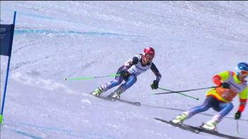 XFINITY X1 Voice Remote TV Spot, 'Alpine Skiing' Featuring Danelle Umstead - Thumbnail 6