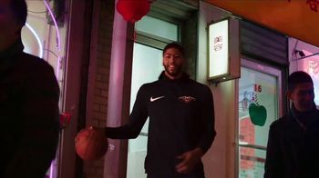 NBA TV Spot, '2018 Chinese New Year: Fireworks' Featuring Anthony Davis - Thumbnail 4