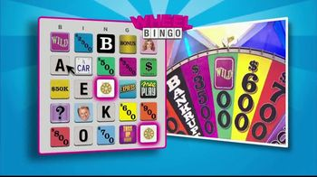 CBS TV Spot, 'Wheel Bingo'
