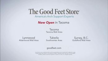 The Good Feet Store TV Spot, 'Real Stories: Plantar Fasciitis Pain Relief' - Thumbnail 9