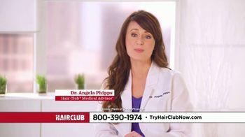 Hair Club TV Spot, 'Hair Loss Doesn't Discriminate' - Thumbnail 4