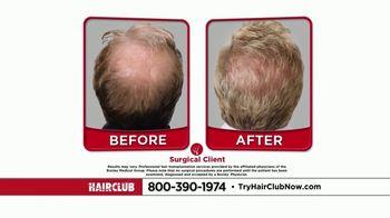 Hair Club TV Spot, 'Hair Loss Doesn't Discriminate' - Thumbnail 5