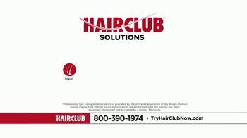 Hair Club TV Spot, 'Hair Loss Doesn't Discriminate' - Thumbnail 7