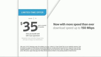 XFINITY TV Spot, 'Just Getting Started: Bundle' - Thumbnail 7