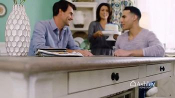 Ashley HomeStore Spring Into Style Sale TV Spot, 'Refresh Your Home'
