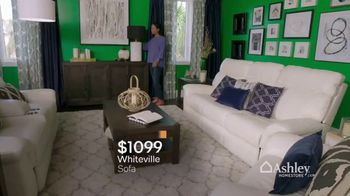 Ashley HomeStore Spring Into Style Sale TV Spot, 'Refresh Your Home' - Thumbnail 5