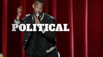 Netflix TV Spot, 'Marlon Wayans: Woke-ish: Political-ish and Crazy-ish' - Thumbnail 4