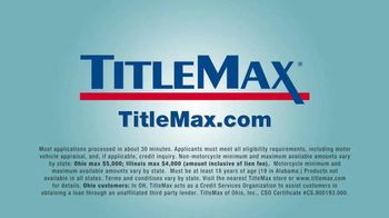 TitleMax TV Spot, 'Turn Your Title Into Cash' - Thumbnail 9