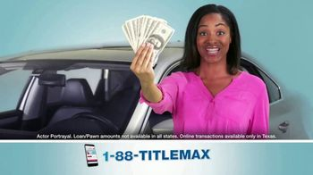 TitleMax TV Spot, 'Turn Your Title Into Cash' - Thumbnail 3