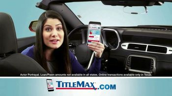 TitleMax TV Spot, 'Turn Your Title Into Cash' - Thumbnail 4