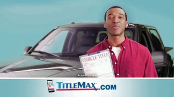 TitleMax TV Spot, 'Turn Your Title Into Cash' - Thumbnail 8