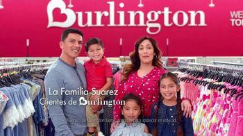 Burlington TV Spot, 'La familia Suarez celebra Pascua' [Spanish]