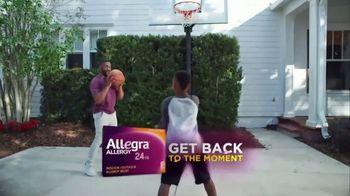 Allegra TV Spot, 'Basketball' - Thumbnail 10