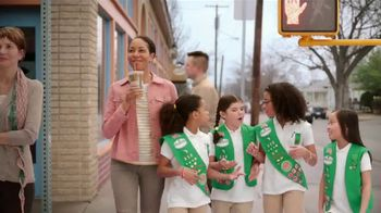 Dunkin' Donuts TV Spot, 'Girl Scouts Flavors' - Thumbnail 1