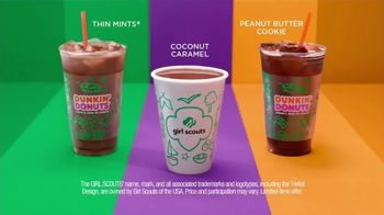 Dunkin' Donuts TV Spot, 'Girl Scouts Flavors' - Thumbnail 9