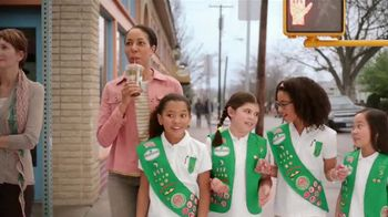 Dunkin' Donuts TV Spot, 'Girl Scouts Flavors'