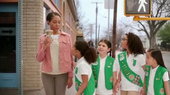 Dunkin' Donuts TV Spot, 'Girl Scouts Flavors' - Thumbnail 6