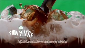 Dunkin' Donuts TV Spot, 'Girl Scouts Flavors' - Thumbnail 8