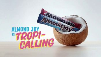 Almond Joy TV Spot, 'Tropi-Calling' - Thumbnail 9