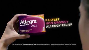 Allegra TV Spot, 'The Moment: Birthday' - Thumbnail 5