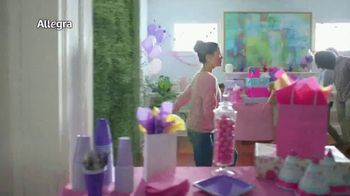 Allegra TV Spot, 'The Moment: Birthday' - Thumbnail 8
