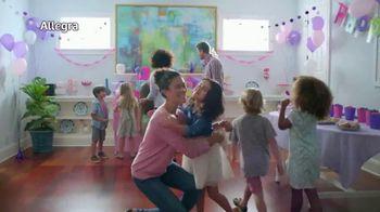 Allegra TV Spot, 'The Moment: Birthday' - Thumbnail 9