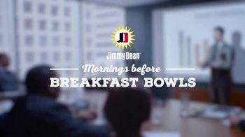 Jimmy Dean Loaded Potato Breakfast Bowl TV Spot, 'Mid-Morning Wall'