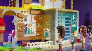 LEGO Friends Friendship House TV Spot, 'Clubhouse' - Thumbnail 3