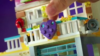 LEGO Friends Friendship House TV Spot, 'Clubhouse' - Thumbnail 4