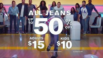 Old Navy TV Spot, '#SayHi to Denim For the Whole Fam' Song by Men$a - Thumbnail 8