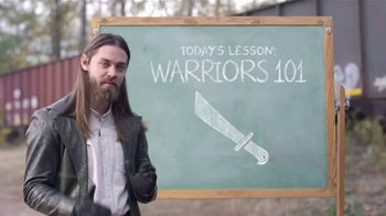 The Walking Dead: No Man's Land TV Spot, 'Playtime With Jesus: Warrior 101' - Thumbnail 3