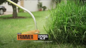 STIHL TV Spot, 'Real People: FS 38 and FS 91 R Trimmers' - Thumbnail 5