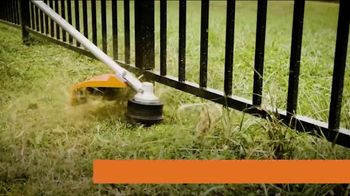 STIHL TV Spot, 'Real People: FS 38 and FS 91 R Trimmers' - Thumbnail 6