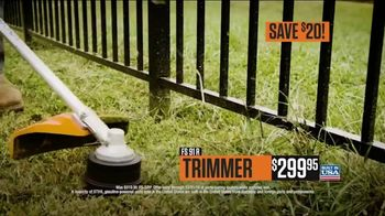 STIHL TV Spot, 'Real People: FS 38 and FS 91 R Trimmers' - Thumbnail 7