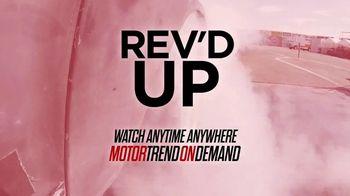 Motor Trend OnDemand TV Spot, 'Rev'd Up: What's Trending' - Thumbnail 9