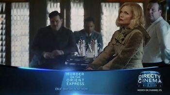 DIRECTV Cinema TV Spot, 'Murder on the Orient Express'