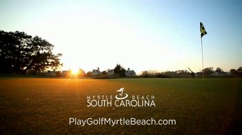 Myrtle Beach Golf Holiday TV Spot, 'From Good to Legendary' - Thumbnail 9
