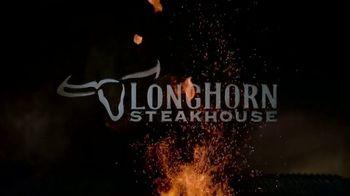 Longhorn Steakhouse Outlaw Ribeye TV Spot, 'Bone-In Bold Flavor' - Thumbnail 10
