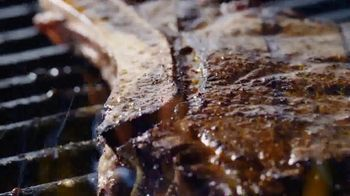 Longhorn Steakhouse Outlaw Ribeye TV Spot, 'Bone-In Bold Flavor'