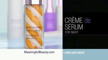 Meaningful Beauty Ultra TV Spot, 'Busy Schedule' Featuring Cindy Crawford - Thumbnail 6
